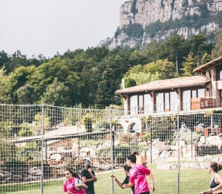 Sports activities in El Jou Nature