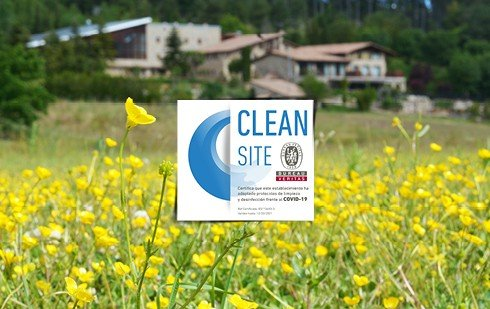 Jou Nature obtains the Clean Site certificate from Bureau Veritas