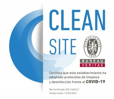 El Jou Nature obtains the Clean Site certificate from Bureau Veritas